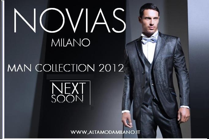 d9709e96b0e95 MADE IN ITALY gli abiti da sposo 2012 milano NOVIAS rigorosamente SU MISURA