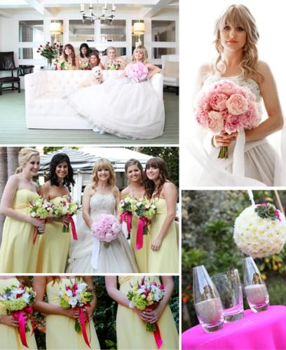 Il ristorante del matrimonio bellissimi addobbi floreali abiti sposa milano - Addobbi matrimonio casa della sposa ...