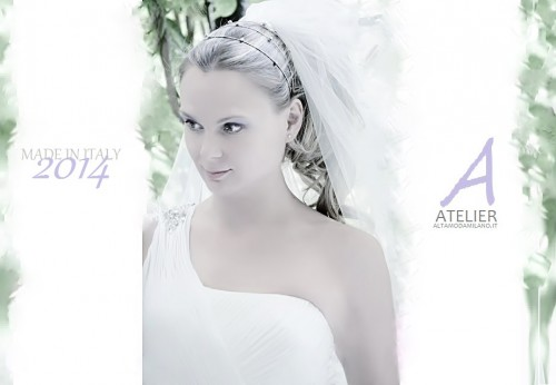 abiti da sposa 2014