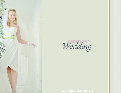 abiti sposa corti