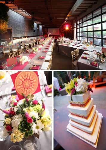 Il ristorante del matrimonio bellissimi addobbi floreali - Addobbi tavoli matrimonio casa ...
