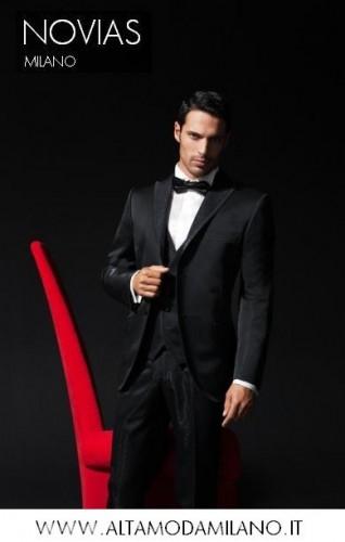 abito uomo elegante effetto SMOKING.JPG
