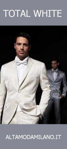 abito sposo su misura