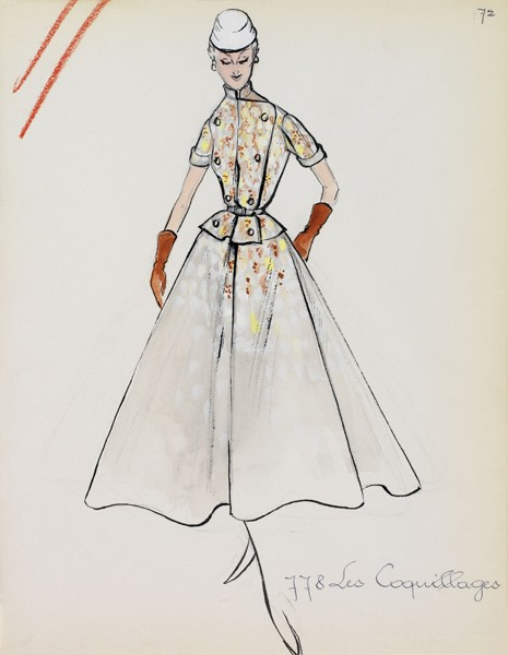 La storia della moda italiana creativit e stile mda in for Storia della moda anni 50