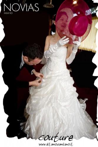 atelier sposa milano