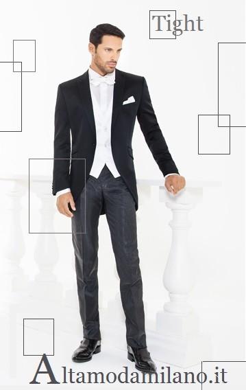 Abito Matrimonio Uomo Mezzo Tight : Abiti da sposo  tendenze moda stile coreano mezzo