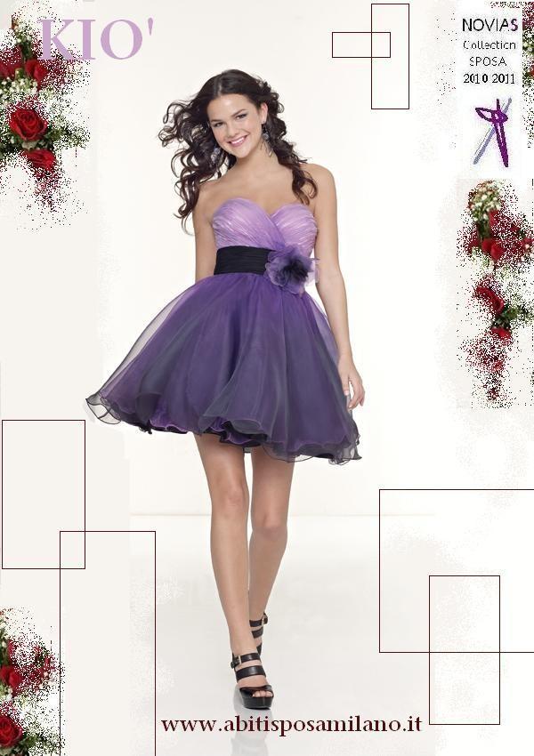 official photos 3b000 89c8e Abbigliamento moda donna elegante feste di gala e cocktail ...