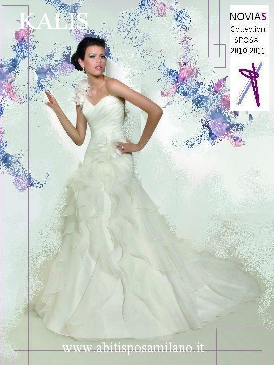 1e3987f797b0 Abito da sposa colorato lilla Fiorinda collezioni sposa milano.jpg atelier sposa  NOVIAS 2011.jpg
