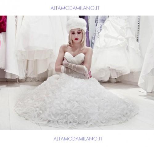 sartoria abiti da sposa milano