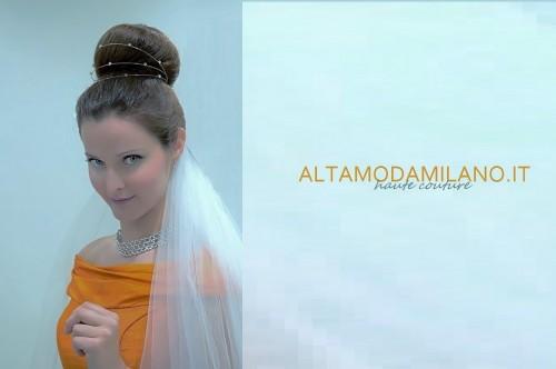 abiti sposa colorati