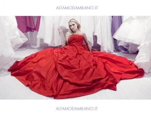 sartoria abiti sposa milano