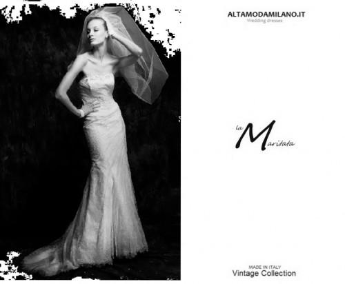 abiti da sposa 2013 stile sirena