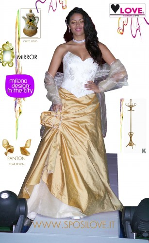 Love design speciale limited collection luxury bridal for Love design milano