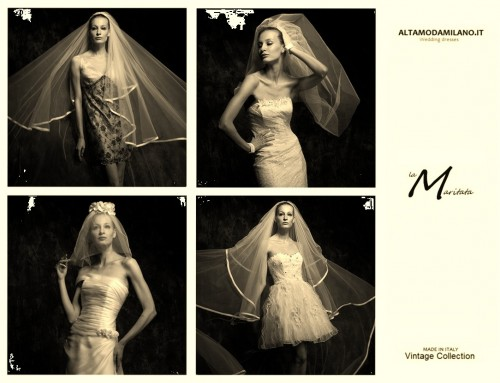 abiti da sposa 2013