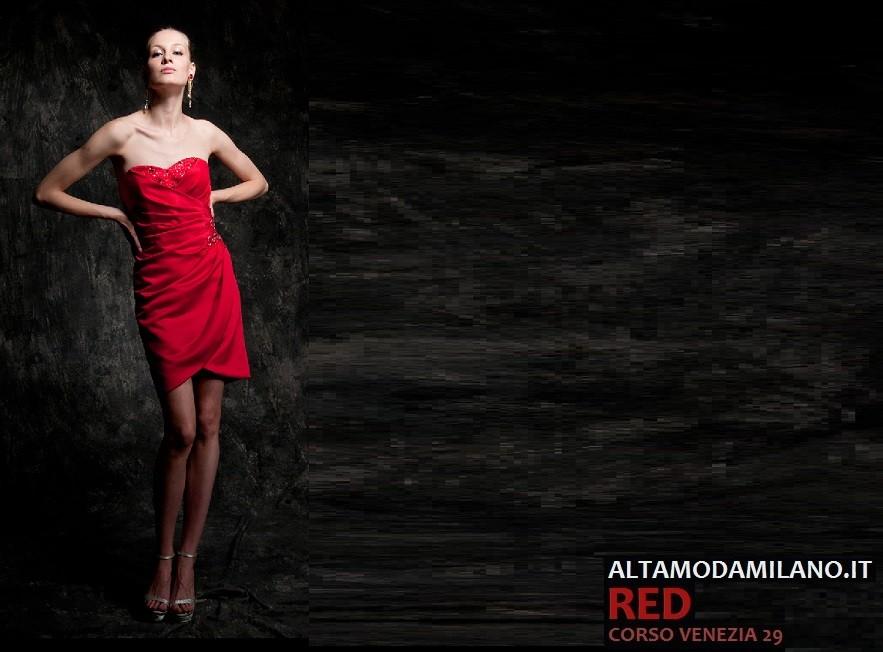 huge discount c4dcf 346bb Rosso Valentino | 2013 2014 Alta Moda Sposa Sposo Milano ...