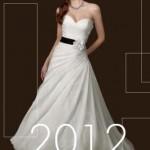 Abiti sposa 2012 le nuove collezioni NOVIAS