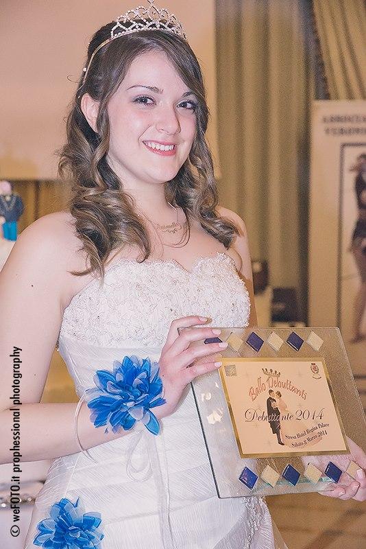 VINCITRICE abito debuttante atelier sposa ALTAMODAMILANO.IT