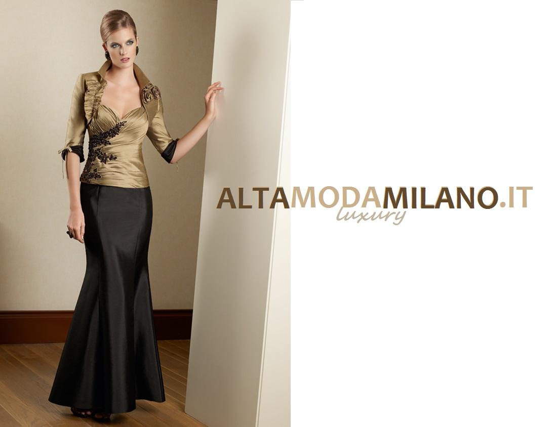 Gli abiti mamma sposa made in altamodamilano it elegante for Stile minimal vestiti