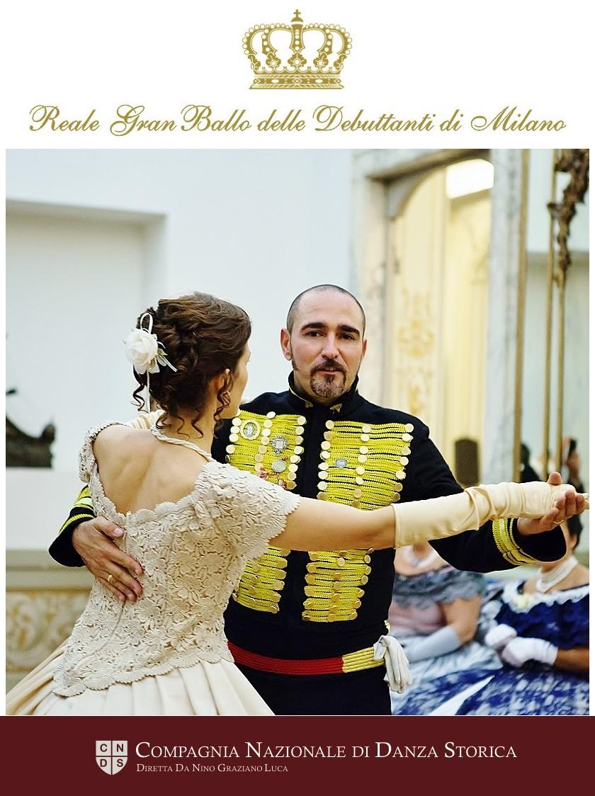 ballo debuttanti compagnia nazionale danza storica nino graziano