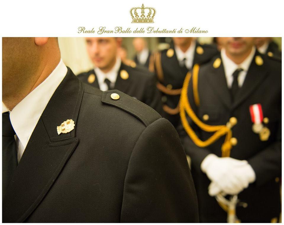cadetti militari ballo debuttanti
