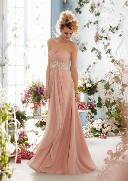 abiti da sposa colorati 2016